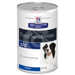 Canine Z/D Ultra Allergen Boîte