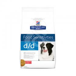 Canine D/D Saumon & Riz