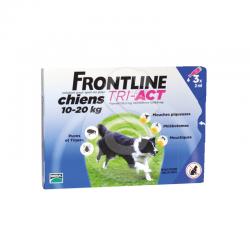 Frontline Tri-Act M Chien 10-20 kg