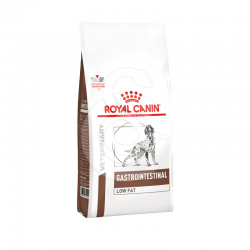 Dog Gastro Intestinal Low Fat