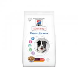 Vetessentials Canine Adult Dental Health Medium Poulet