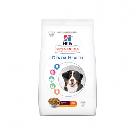 Vetessentials Canine Adult Dental Health Large Breed Poulet