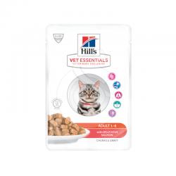 Vetessentials Feline Adult Saumon Sachet Repas