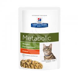 Feline Metabolic Sachet repas
