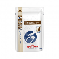 Cat gastro Intestinal Sachet repas