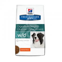 Canine W/D Poulet