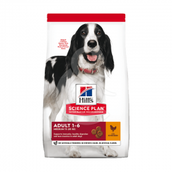 Canine Adult Medium Poulet