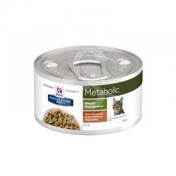 Feline Metabolic Mijotés Poulet & Légumes Boîte