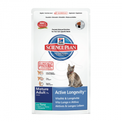 Feline Mature Au Thon Active Longevity