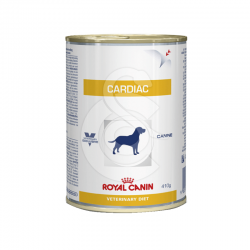 Veterinary Diet Dog Cardiac Boîte