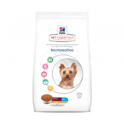Vetessentials Neutered Dog Adult Mini