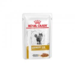 Cat Urinary S/O Morceaux Sachet repas