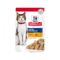 Feline Mature Adult Poulet Sachet Repas