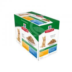 Feline Kitten Pack Mixte Sachet repas
